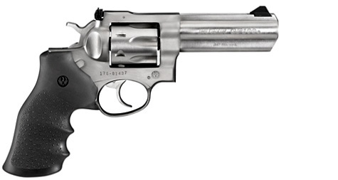 Ruger GP100 and Blackhawk now in  327 Federal Magnum