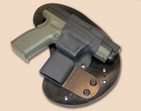 Cross Breed MiniTuck holster for the Walther PK380