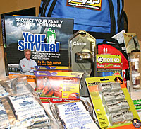ASAP Bug Out Bag Review