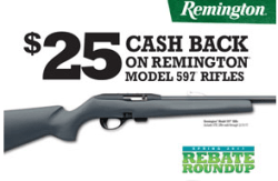 Remington 597 rebate