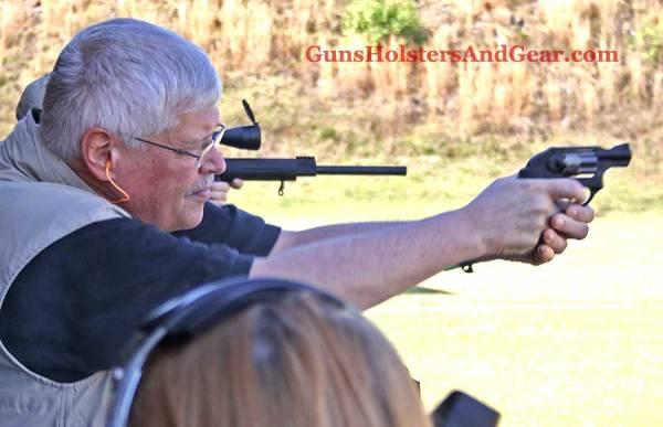 Bane Shoots LCR