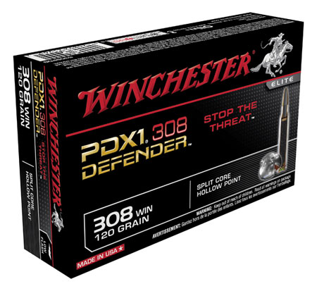 Winchester PDX1 308 ammo