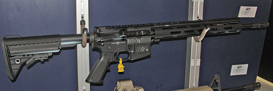S&W M&P15 VTAC Rifle