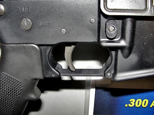 Armalite 300 BLK trigger