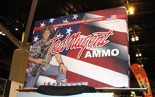 Ted Nugent Ammo