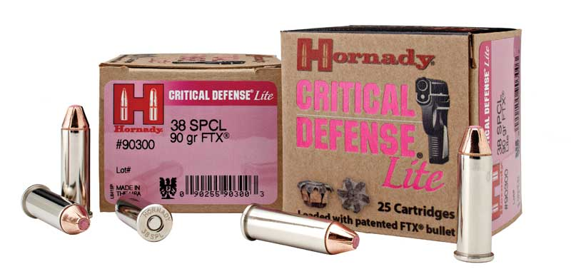 Critical Defense Recoil