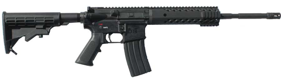 Diamondback DB15 carbine