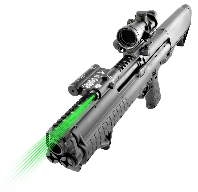 LaserLyte Kryptonyte Center Mass Shotgun Laser