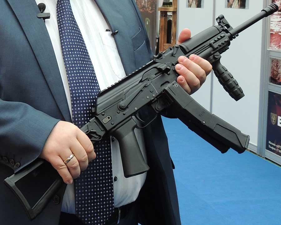 Saiga-9 carbine