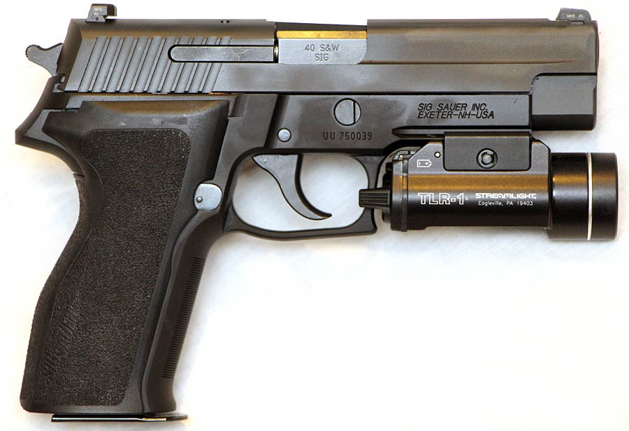 SIG P226R review