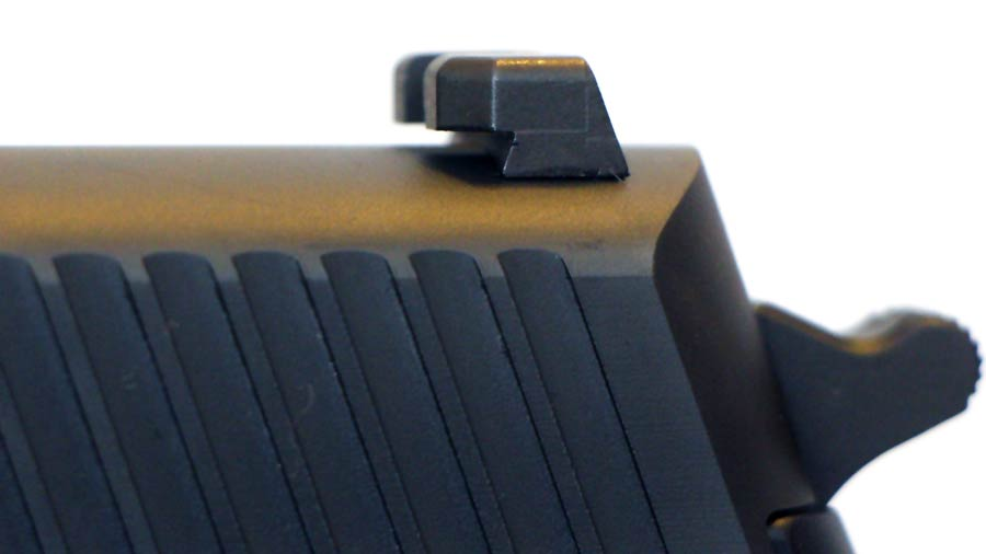 SIG P226R Rear Sight