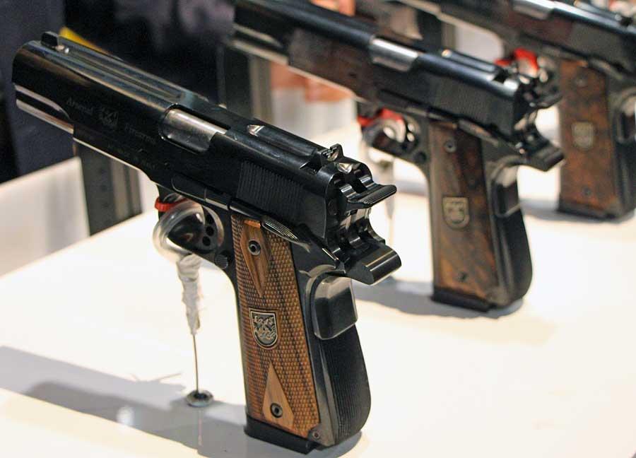 Arsenal Firearms AF2011
