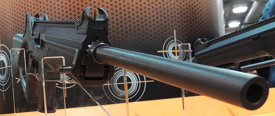 Caracal CC10 carbine