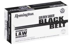 Remington Golden Saber Black Belt Ammo