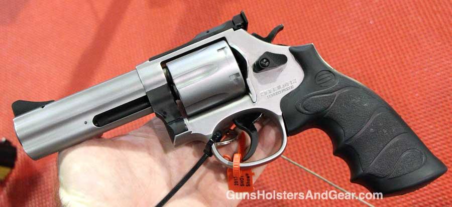 SAR 357 revolver