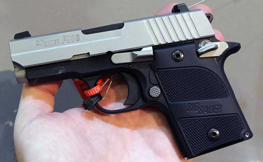 SIG P938 picture