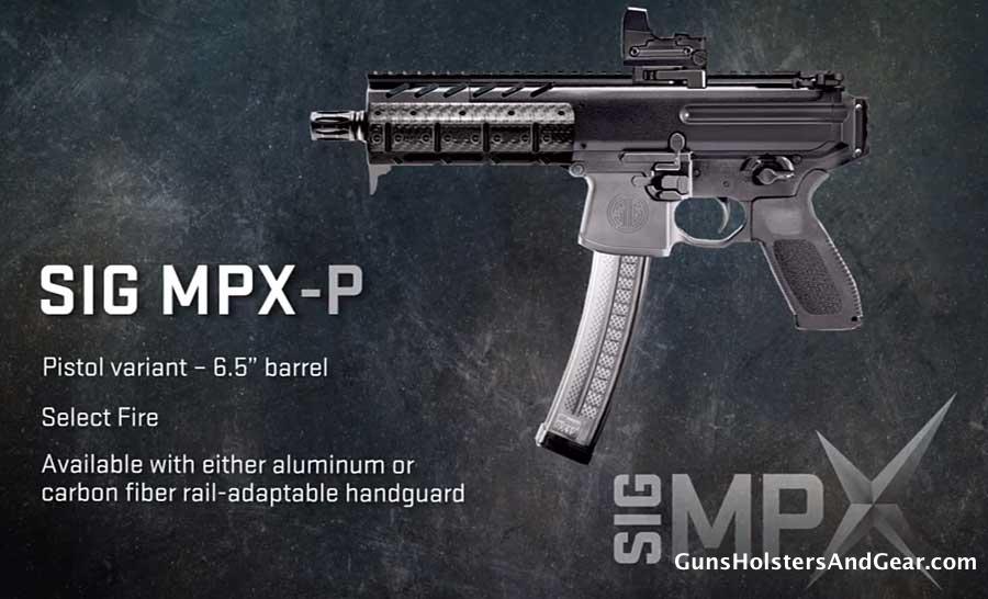 SIG MPX-P