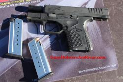 Springfield Armory XDS Recall