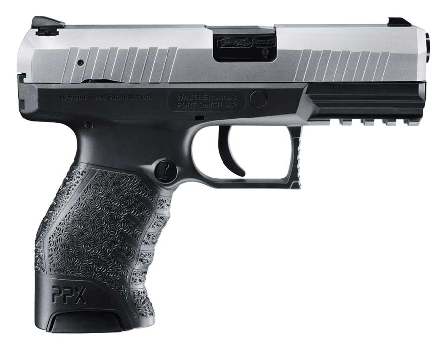Walther PPX stainless