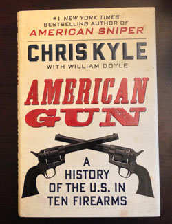 American Gun book review