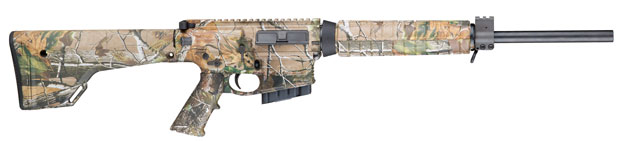 Smith & Wesson M&P10 camo