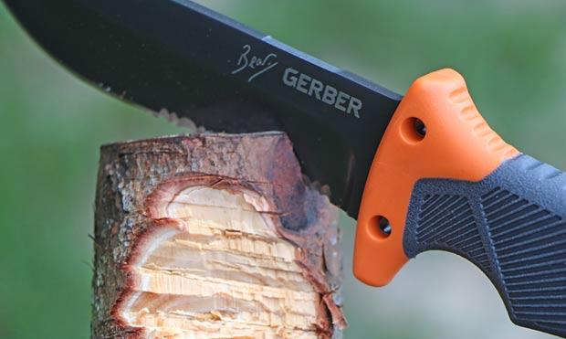 Bear Grylls knife