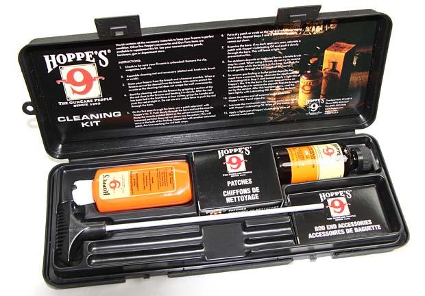 Hoppes Pistol Cleaning Kit Review