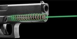 LaserMax Green Guide Rod Laser for Glock