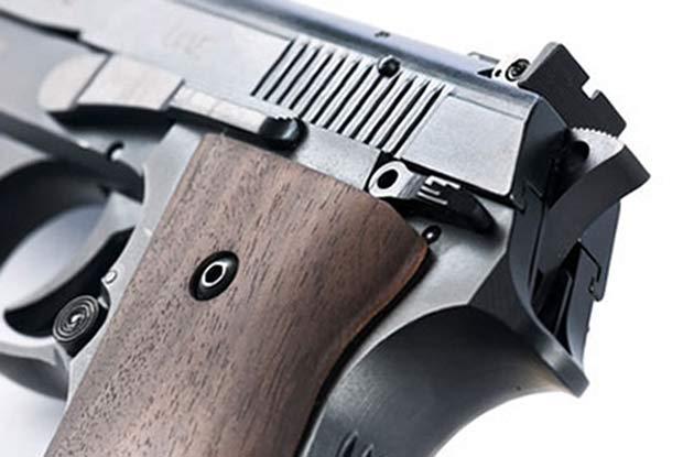 Caracal CP663 handgun