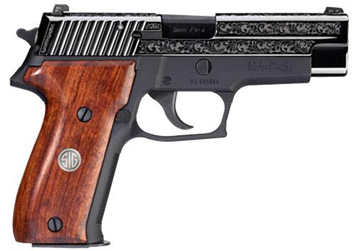 SIG P226 Engraved