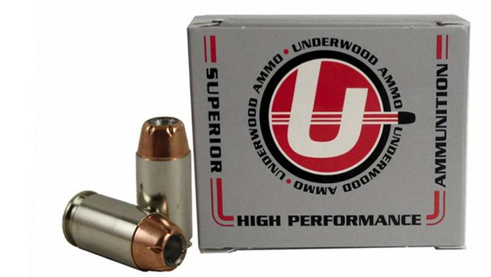 Underwood Ammo 9mm Makarov ammo