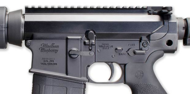 SRC 308 rifle