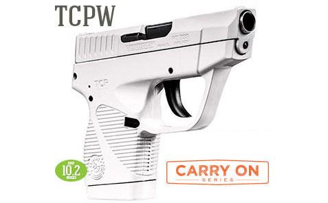 Taurus TCP White