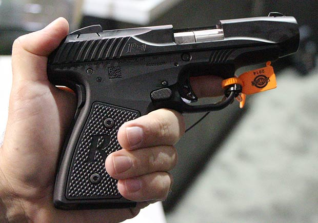 Remington 9mm pistol