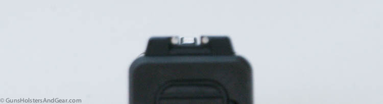 Diamondback DB9 sights