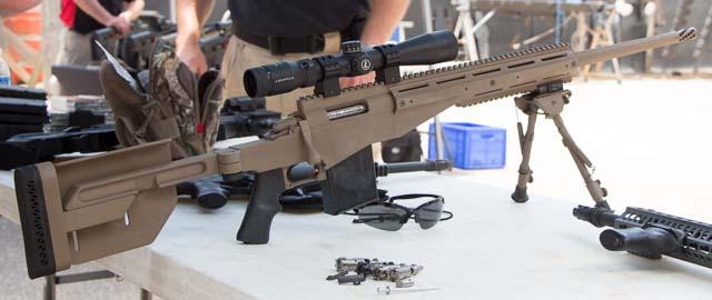 AB arms rifle chasis
