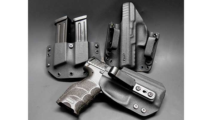 The Ultimate HK VP9 Holster List