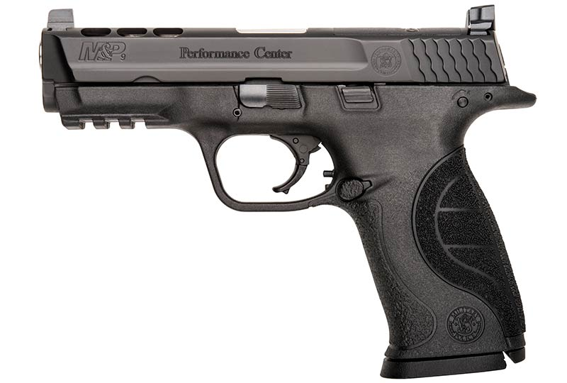 Smith & Wesson Ported M&P
