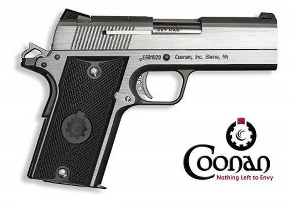 Coonan Compact 357 Pistol