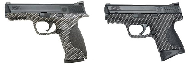 Smith and Wesson M&P Carbon Fiber
