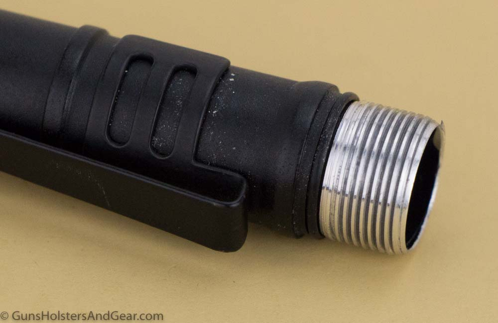 Streamlight ProTac 2AAA construction