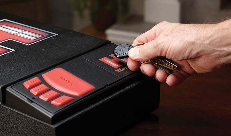 Key Fob access to Hornady Radid Safe