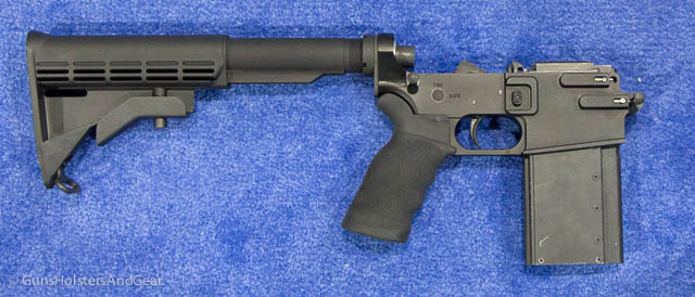MPR 308-15 lower with magazine