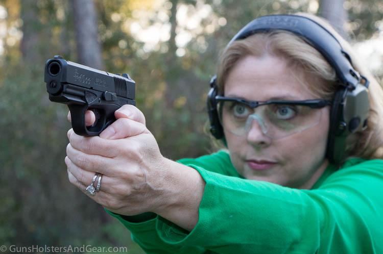 Bersa BP40CC shooting review