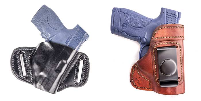 OUTBAGS Holsters for Shield