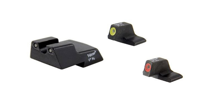 Trijicon HD sights for VP9