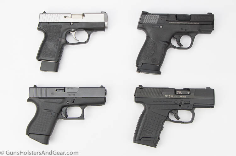 Glock 43 Size Comparison