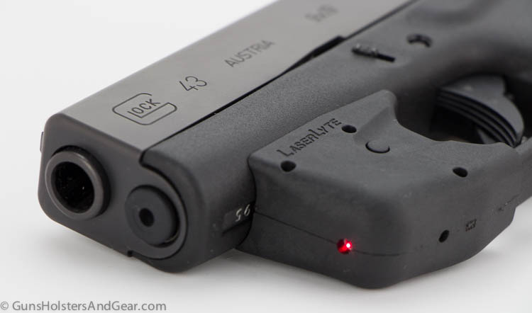 LaserLyte on G43