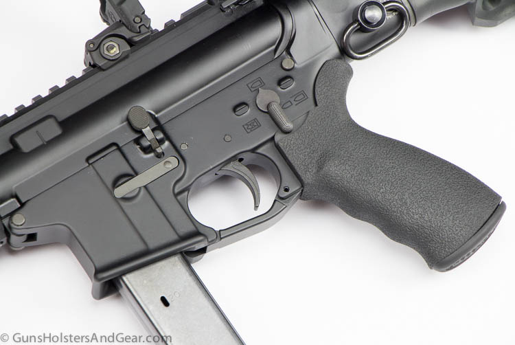 9mm AR receiver