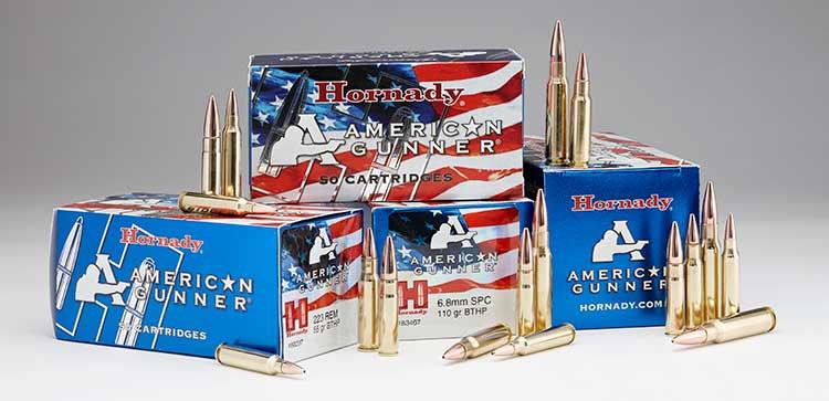 American Gunner Rifle